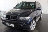 Unreserved 2004 BMW X5 3.0i E53 Automatic