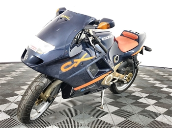 1991 Gilera CX 2 seater Road