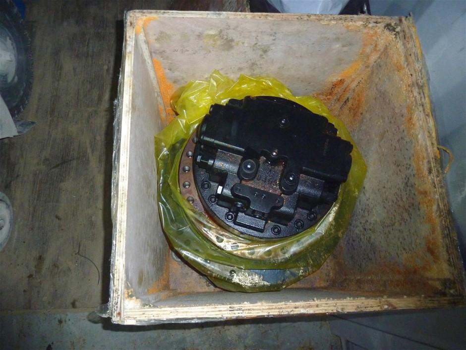 Excavator Drive Motor (New)