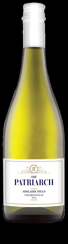 The Patriarch Chardonnay 2017 (6 x750mL), Adelaide Hills, SA