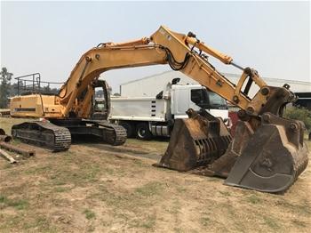 Hyundai Robex EX360LC-7 Excavator