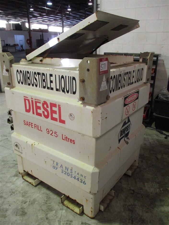 Transtank Diesel Tank 950 Litres