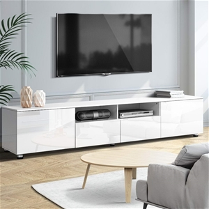 TV Cabinet Entertainment Unit Stand High