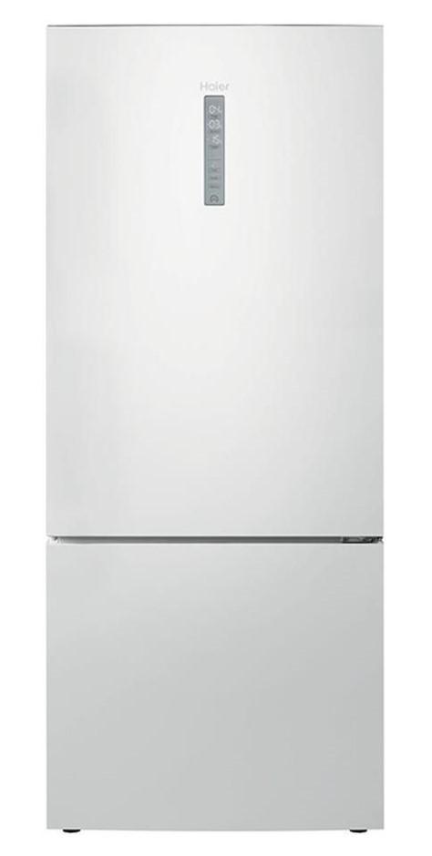Haier 450L Bottom Mount Refrigerator (White) (HBM450WH1)