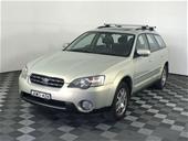 2005 Subaru Outback 2.5i Premium B4A Automatic Wagon