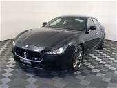 Maserati GHIBLI S Automatic - 8 Speed Sedan