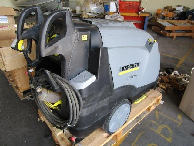 Karcher Professional Hot Water High Pressure Cleaner