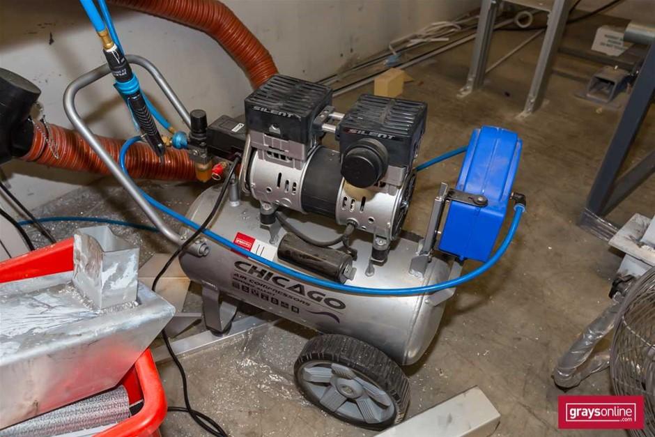 Chicago Portable Air Compressor
