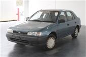 Unreserved 1992 Nissan Pulsar GLI N14 Automatic Hatchback