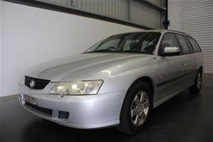 2003 Holden VY Commodore Acclaim Automat