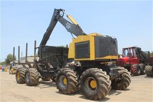 2007 Timber Pro TF840 Forwarder