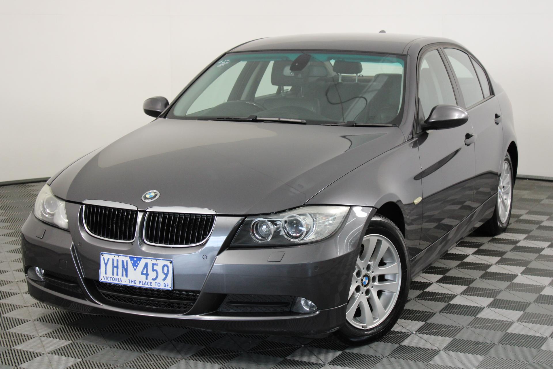 2008 BMW 3 20d E90 Turbo Diesel Automatic Sedan