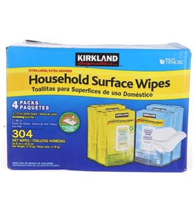 4 x Packs EXTRA Large Household Surface