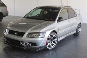 2002 Mitsubishi Evolution VII Automatic