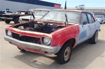 1977 Holden Torana LX Automatic Sedan