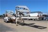 2012 SteelBro SB362 SBSS343F Triaxle Side Lifter Trailer