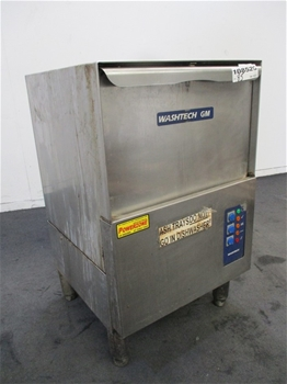 Washtech GM Commercial Dishwasher