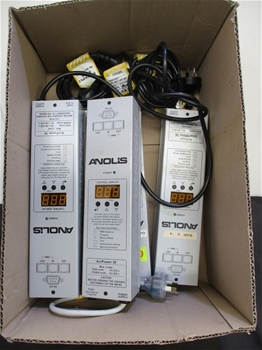 Qty of Anolis Arc Power 36 LED Lighting Controllers