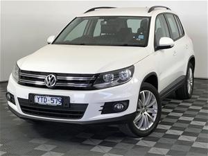 2011 Volkswagen Tiguan 132 TSI (4x4) 5N