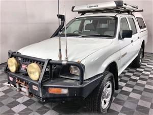 2004 Mitsubishi Triton GLX (4x4) MK Manu