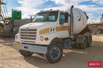 Concrete Agitators & Pump Trucks