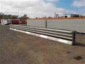 12m Steel Road Barriers