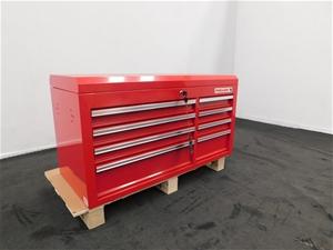 Fuller Pro 489-1108R Red 8 Drawer Tool C