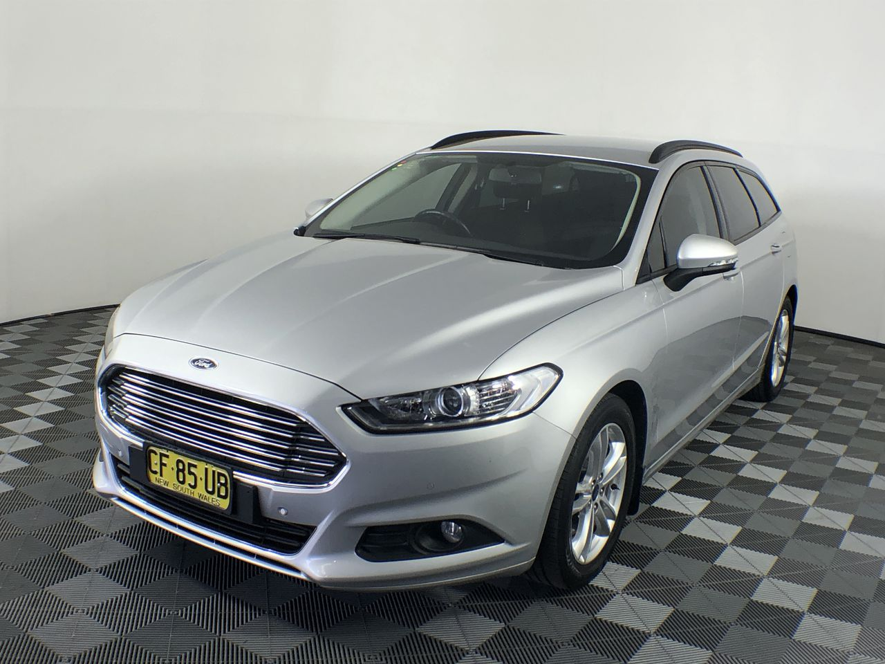 2015 Ford Mondeo Ambiente MD Automatic Wagon
