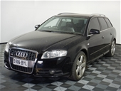 2006 Audi A4 Turbo Diesel Automatic Wagon