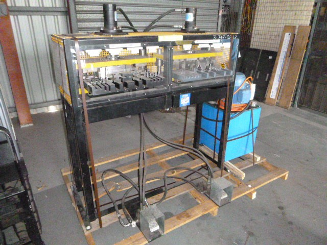 Hydraulic Tooling Machines and Powerpack