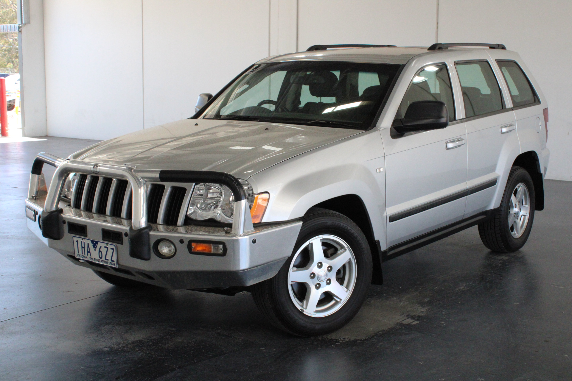 2010 Jeep Grand Cherokee Laredo (4x4) WH Turbo Diesel Automatic Wagon