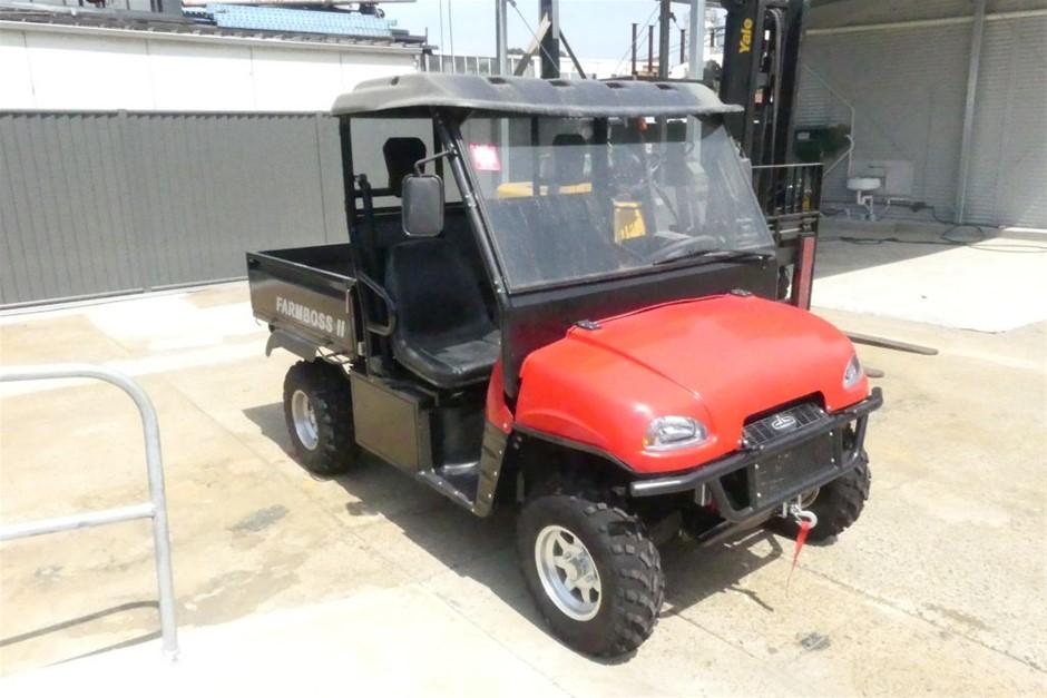 WUHAN WINWAY ENTERPRISE CO Farm Boss 1000c Diesel FARM ATV