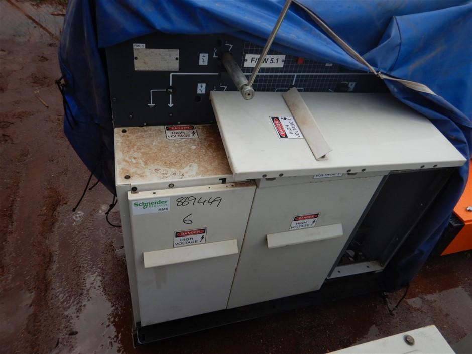 Schneider Electric NE1Q1 High Voltage Board