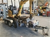 2017 Brian James Trailers Cargo Digger Plant 2 Tandem Plant Trailer