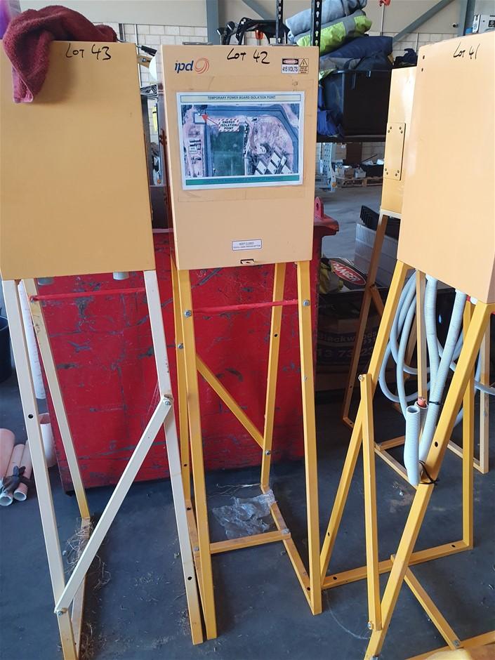 IDP Temporary Power Board