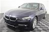 2012 BMW 3 Series 320d F30 Turbo Diesel Automatic - 8 Speed Sedan