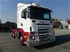 <strong>2010 Scania R560 6 x 4 Prime Mover Truck</strong> <ul> <li>Compli