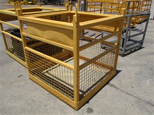 Steel Lifting Cage