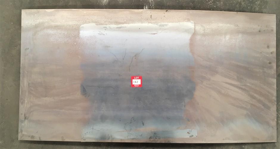 Steel Sheet (2440 x 1220)