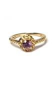 Emerald, Diamond, Pink & Yellow Sapphire, Tourmaline