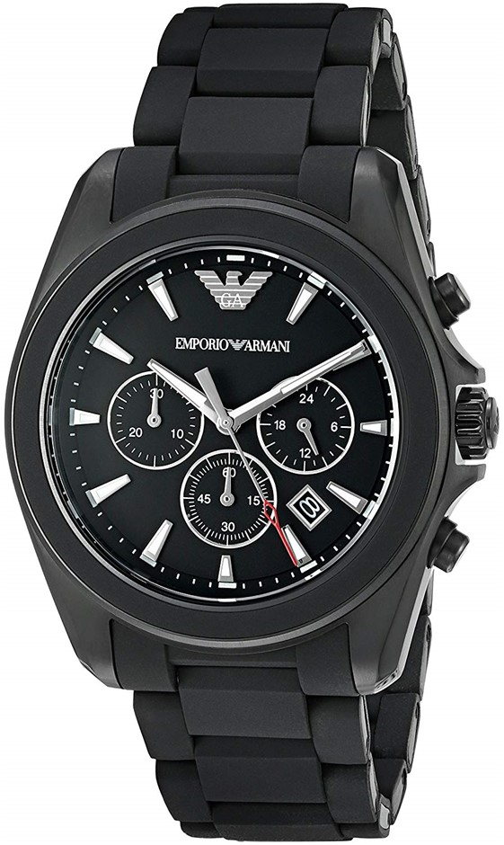 Luxurious new Armani Sport Men's Chronograph Watch