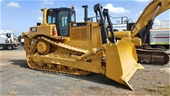 Unreserved Caterpillar D8R, D8T, 120M,12M, 725 Dumptrucks