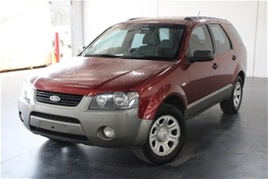 2005 Ford Territory TX (RWD) SX Automati