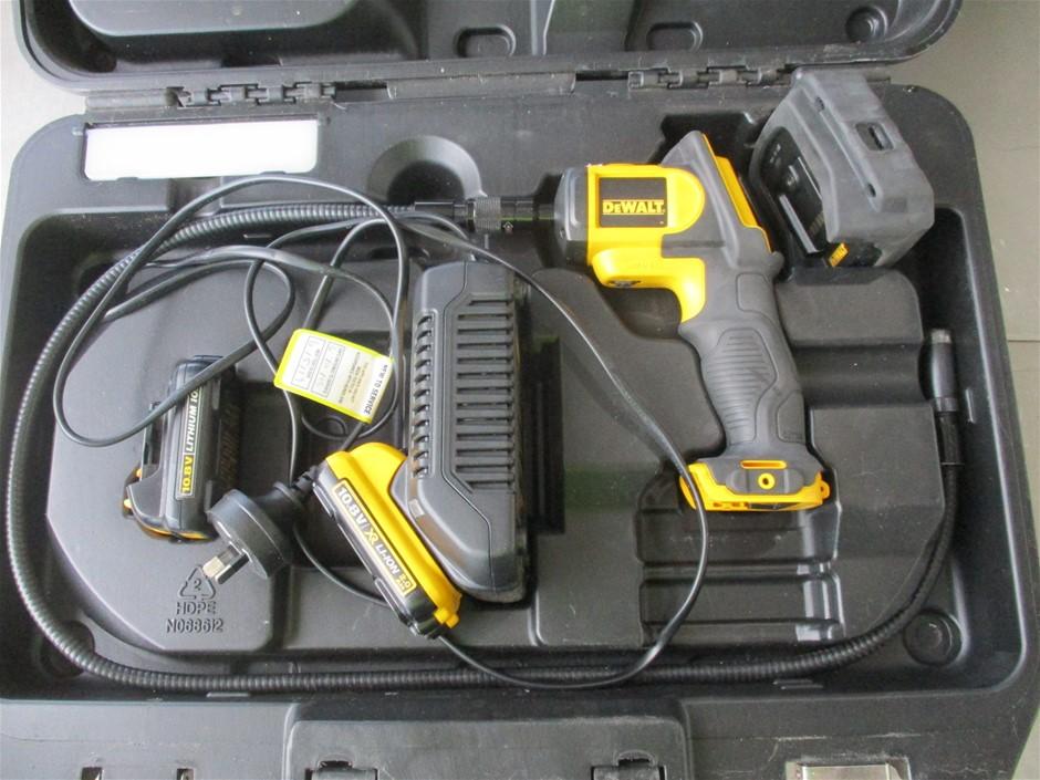 DeWalt DCT410-XE 10.8V Cordless Inspection Camera