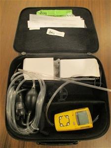 1x TMG Gas Detection Kit