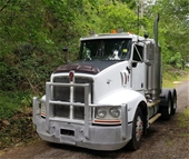Kenworth Prime Mover, Forklift, Attachments & More