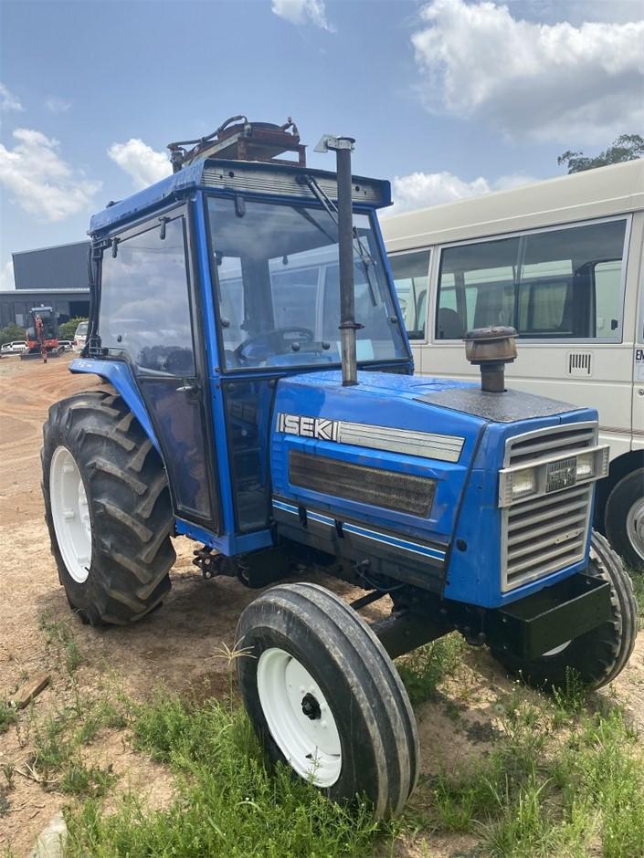 Iseki 550 Tractor Diesel