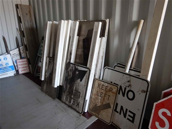 Safety Equipment/Signage