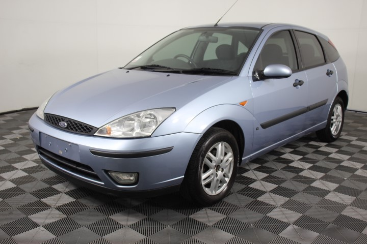 2004 Ford Focus CL LR Automatic Hatchback 80,269km