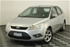 2010 Ford Focus TDCi LV Turbo Diesel Automatic Hatchback